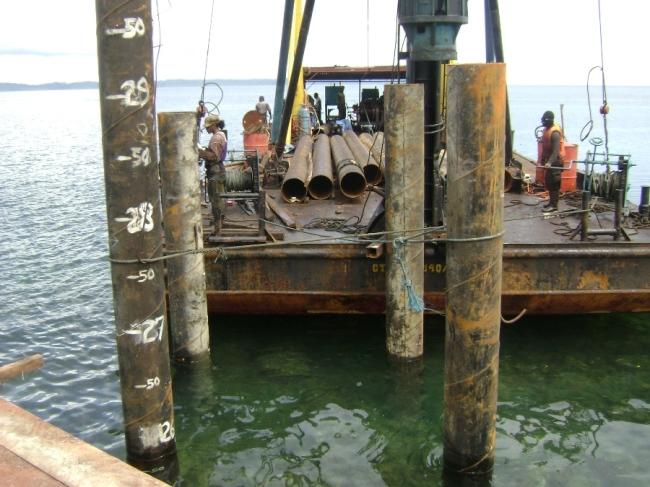 pelabuhan Napan Nabire