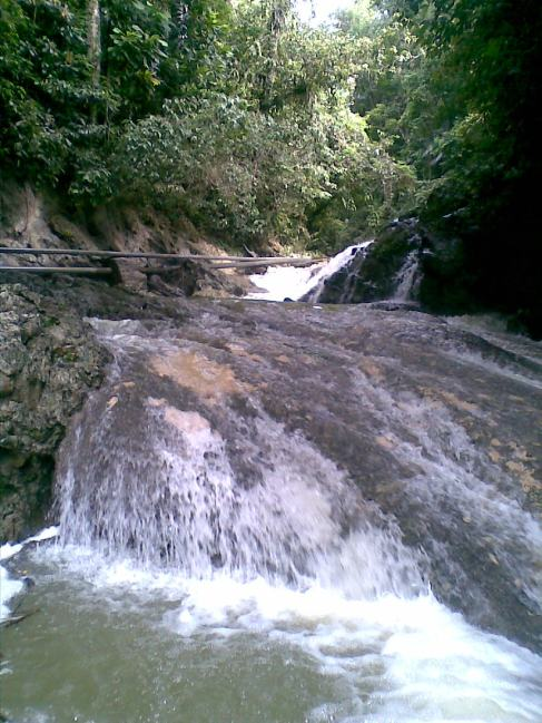 Air Terjun Nabire